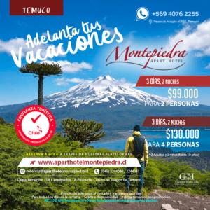 Venta Anticipada Temuco | Promoción
